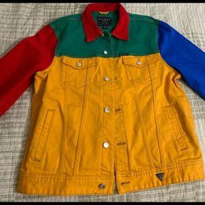 GUESS X JBalvin Vibras Denim Jacket